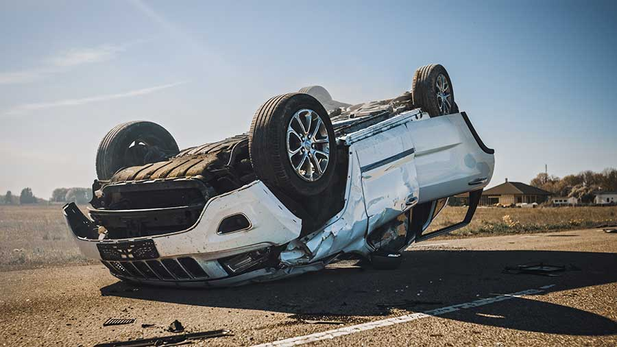 atlanta car accident