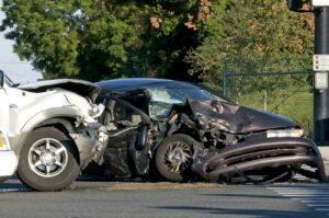 Two-Vehicle Crash in Austell
