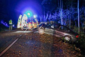 Single-Car Crash in Clarke County