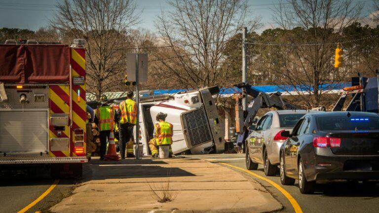 Two-Vehicle Crash on I475
