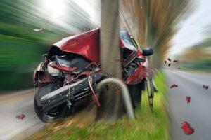 Single-Vehicle Crash in Augusta