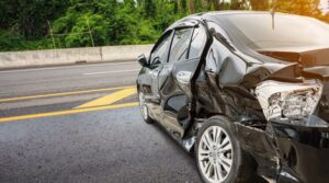 Single-Vehicle Crash in Macon