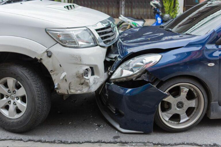 collision on US 441